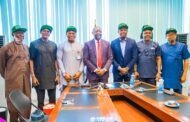 1994 Super Eagles squad pay thank you visits to Fashola and Dare over house reward