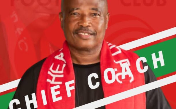 Heartland Fc announce the appointment of  Hassan Abdallah as Chief Coach