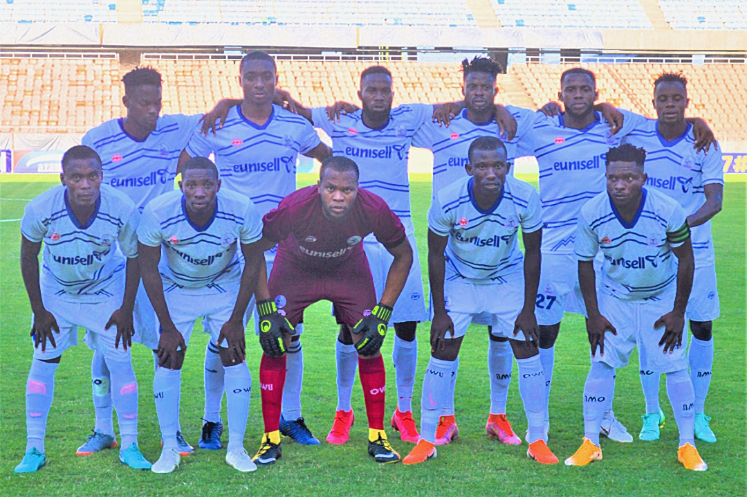 CAFCC Match Report: Rivers United beat Young Africans in Dar es Salam