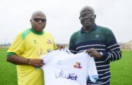 Ogunbote joins Remo Stars as new head coach