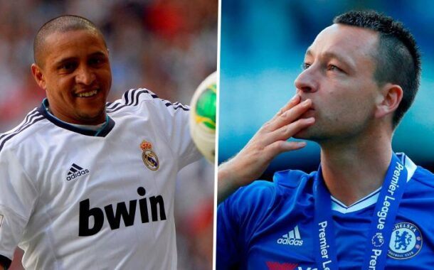 Chelsea and Real Madrid legends will play with NPFL stars