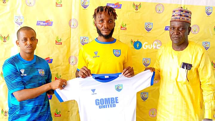 Gombe United bolster squad with new signing