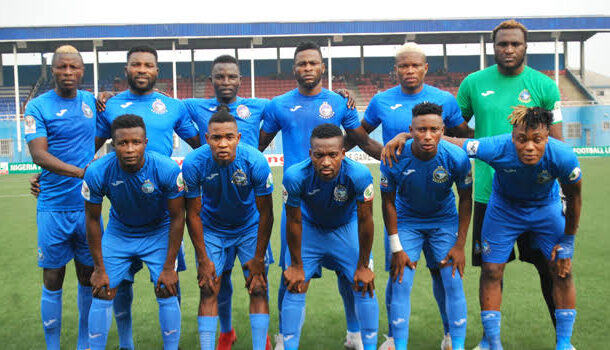 Africa Contiential Playoff preview : Nigerian clubs , Enyimba and Rivers United favourites